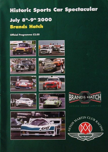 Brands Hatch 2000-07-09